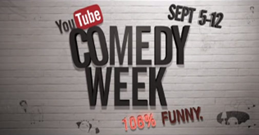 Funny Side Up - The Response to YouTube's Comedy Week