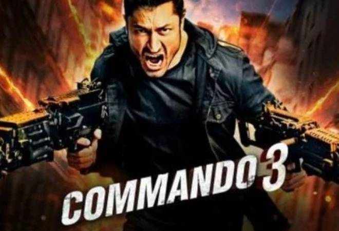 Commando 3 Box Office Prediction: Vidyut Jammwal's action film set to make Rs 3-4 crore on opening day