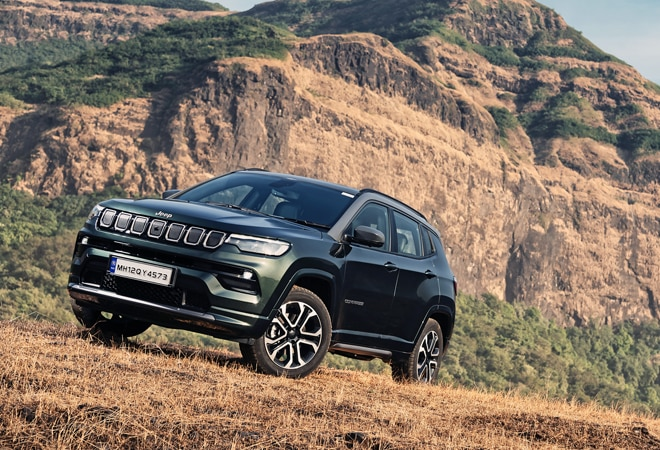 Fiat unveils new Jeep Compass SUV to be launched next month