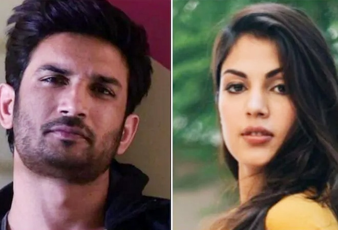 Rhea Chakraborty files complaint against Sushant Singh Rajput's sister over fake medical prescription