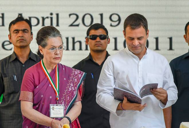 'Karz Maafi to Karz Mukti' : Congress manifesto promises to end Indian farmers' woes, to pitch separate budget