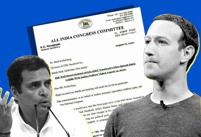 Congress writes to Mark Zuckerberg over alleged 'bias'; demands 'impartial' probe against Facebook India