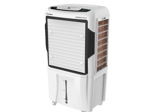 Amid rising demand, air coolers become feature-rich