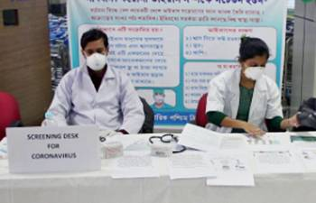 Coronavirus Crisis: 28-day paid leave for COVID-19 patients; factory, shop workers to get daily wage for lockdown period