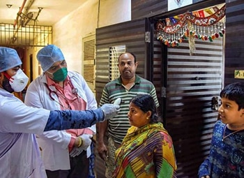 West Bengal reports highest single-day spike of 19,216 COVID-19 cases, 112 deaths
