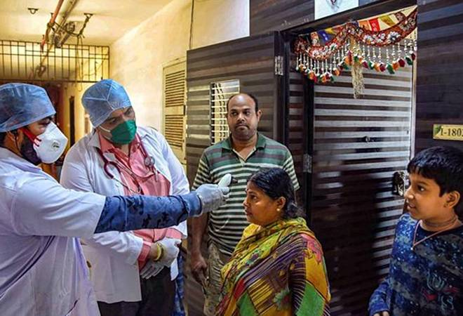 Coronavirus pandemic: 8 states account for 90% cases in India