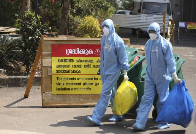 Coronavirus: How UP, Rajasthan, Gujarat are dealing with virus scare