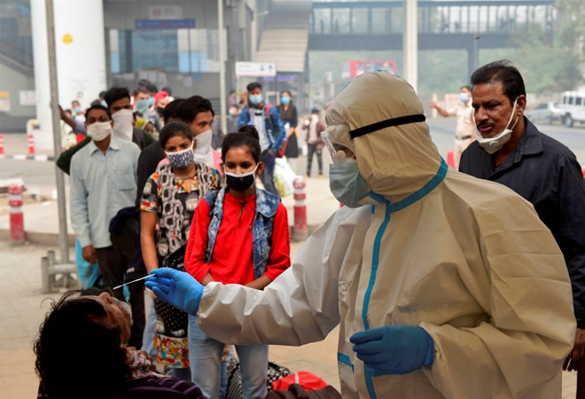 'Incorrect to say new coronavirus strain has entered India till labs confirm it': Health ministry