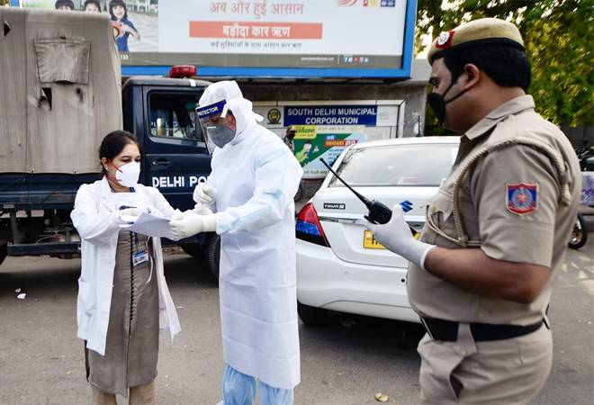 Coronavirus: Centre asks states to enlist ENT specialists, resident docs to fight COVID-19