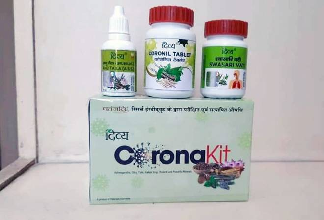 Patanjali's Coronil not tested on severe COVID-19 patients; clinical trial only for mild cases