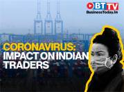 Coronavirus: Indian traders begin to bear the brunt