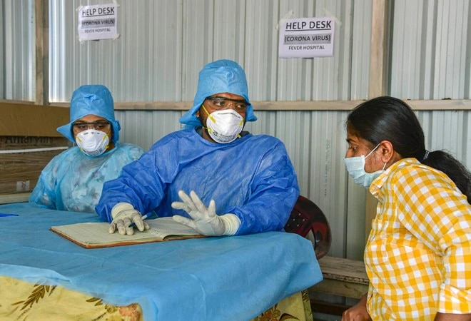 India reports 13, 742 new COVID-19 cases, recovery rate 97.25%