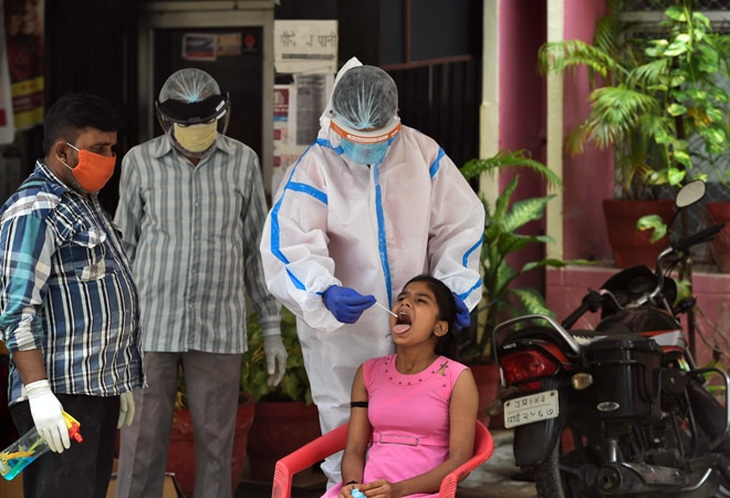 Coronavirus update: India records 64,399 cases in 24 hours; tally climbs to 21.53 lakh
