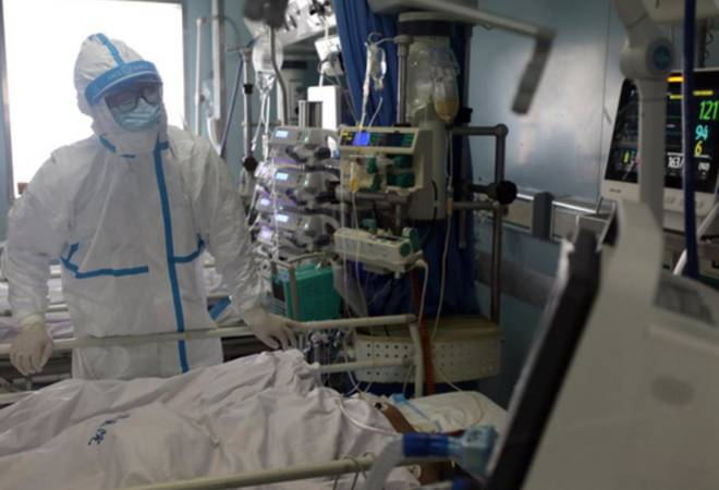 Oxygen grows scarce in some parts of India as coronavirus cases rise