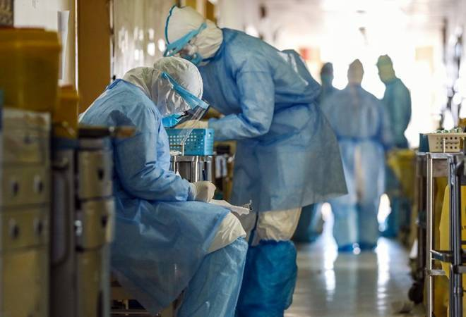 Coronavirus: Over 90,000 healthcare workers infected with COVID-19 globally