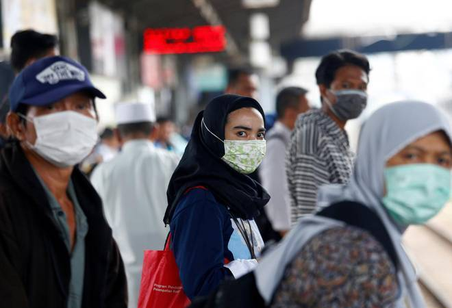 Coronavirus: Indonesia overtakes China to become country with most cases in East Asia