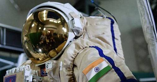Indian cosmonauts resume training in Russia for Gaganyaan mission