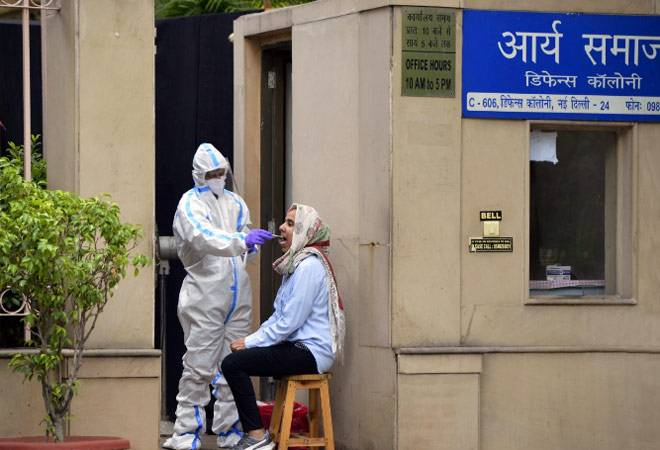 Coronavirus: Biggest spike of 34,884 new cases, 671 deaths in a day; tally at 10.38 lakh