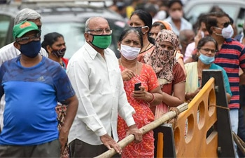 India's COVID-19 cases to peak in coming days, reduce to 20,000 per day by June-end: forecast