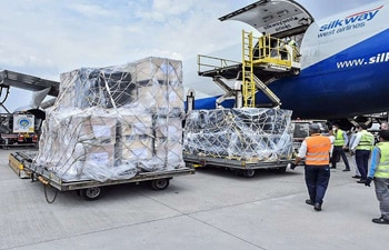 COVID-19 crisis: Israel dispatches second consignment of medical aid to India