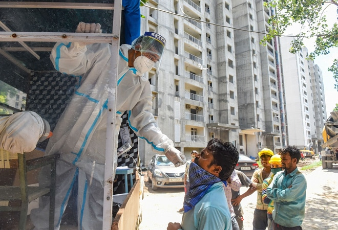 Coronavirus in India: 61,408 new cases in 24 hours, tally crosses 31 lakh; over 23 lakh recover