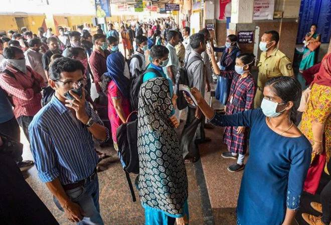 Coronavirus: India's COVID-19 tally past 20 lakh; over 62,000 new cases in a day
