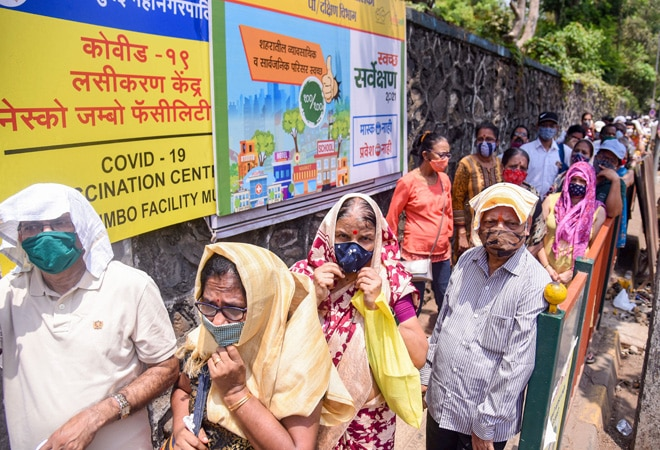 India reports biggest daily spike of 2.34 lakh COVID-19 cases, 1,341 deaths