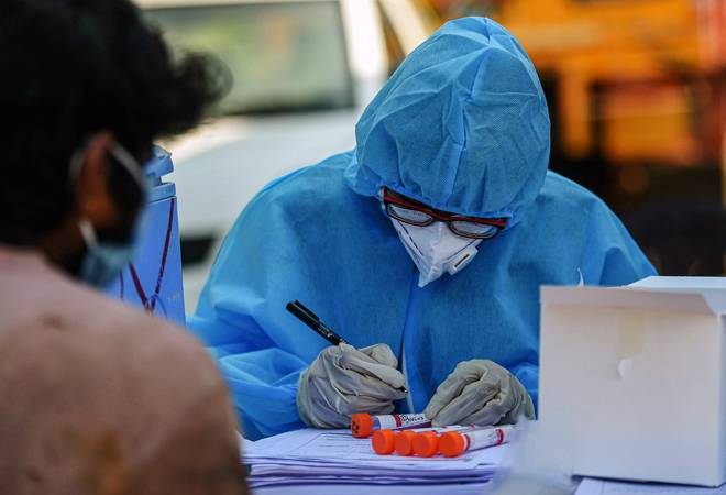 Coronavirus pandemic: With highest single-day spike of 56,282, India nears 2 million mark