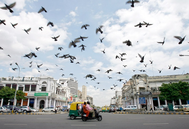 Connaught Place gets public Wi-Fi services