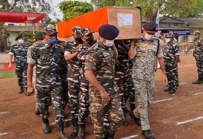 22 soldiers killed, 31 injured during encounter with Naxals along Sukma-Bijapur border