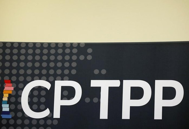 United Kingdom applying to join trans-Pacific trade group