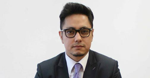Yurop Shrestha, Vice President, South Asia, Aginsky Consulting Group