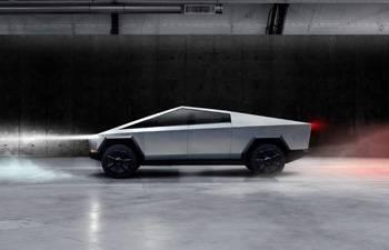 Elon Musk's Tesla unveils new Cybertruck; shatterproof windows break during demo