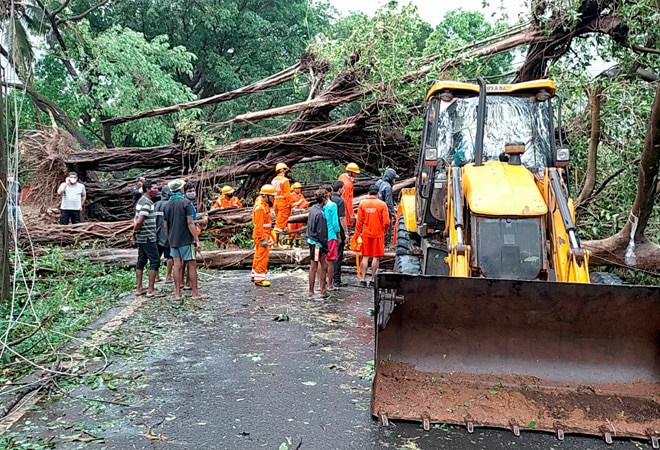 Cyclone Tauktae: Extremely severe cyclonic storm likely to hit Gujarat by evening