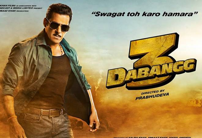 Dabangg 3 Box Office Collection Day 3: Salman Khan's action flick not too far from entering Rs 100 crore club