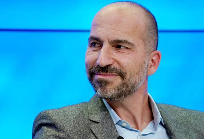 SoftBank's opinion is not the only opinion in the room, says Uber CEO Dara Khosrowshahi