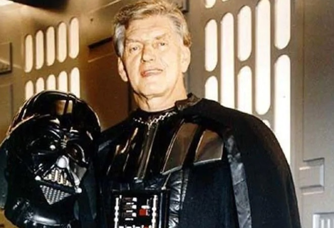 'May the Force be with you': Darth Vader actor Dave Prowse dead at 85