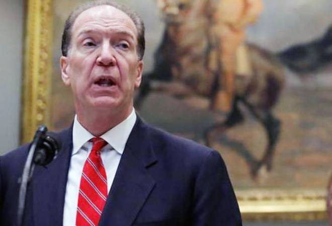 More reforms, innovation to spur Indian growth: World Bank President David Malpass