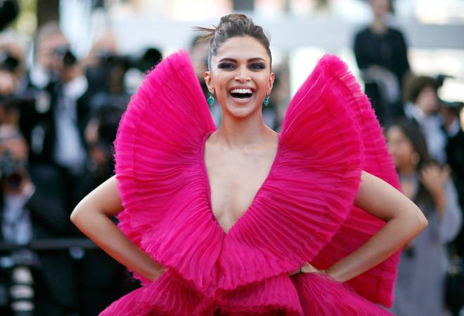 Deepika Padukone becomes first woman to enter top-five of Forbes' richest Indian celebs list