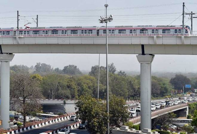 Delhi Metro sees increase in daily footfall in February from the lows of Oct 2017
