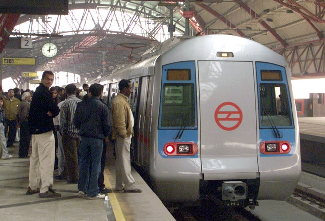 Pragati Maidan metro station sees highest ever footfall