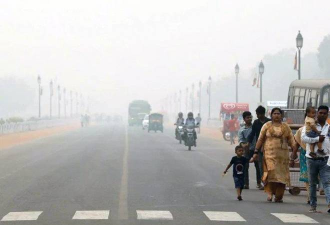 Air quality in Delhi-NCR turns 'severe' post Diwali