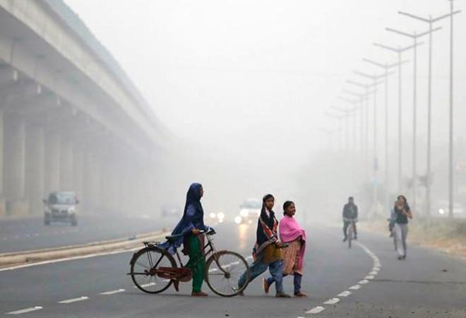 Delhi records season's lowest minimum temperature at 3.9 degrees Celsius: IMD