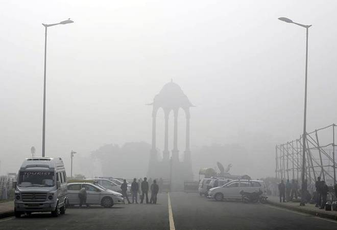 Days before strict anti-pollution measures kick in, air quality dips to 'very poor' in Delhi