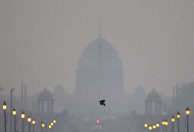 Delhi's air quality reaches severe level; AQI trots at 441