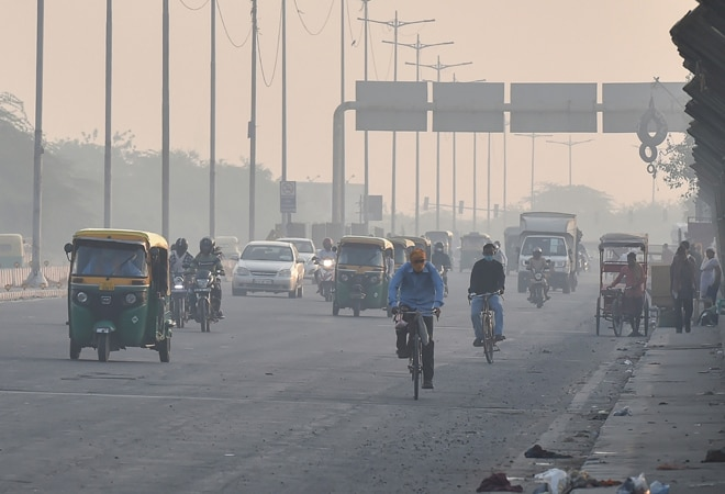 Air pollution in Delhi-NCR: Lockdown gains made and lost