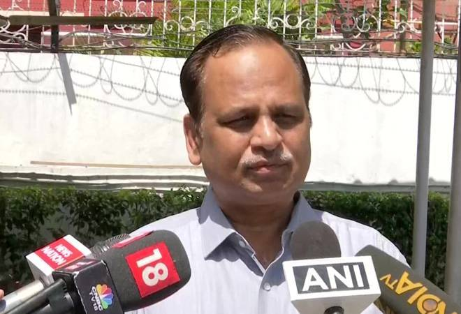 Coronavirus: Delhi health minister Satyendra Jain tests positive for COVID-19