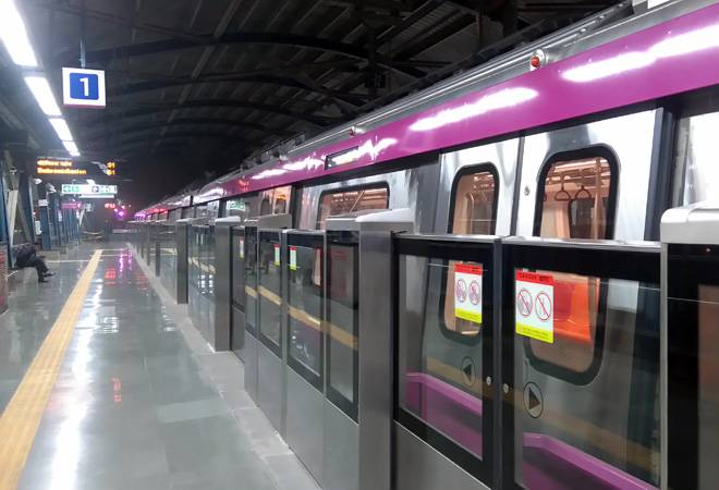 Dilshad Garden-New Bus Adda metro: All you need to know about Delhi Metro's Red Line