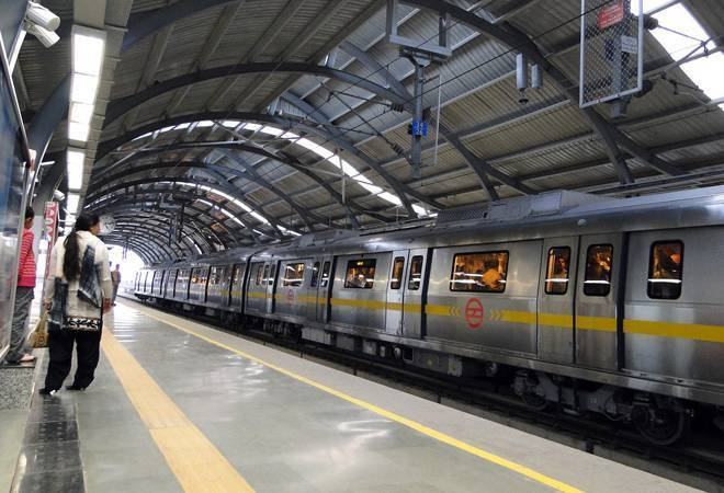 Coronavirus update: Delhi Metro footfall dips by over 10 lakh a day in March