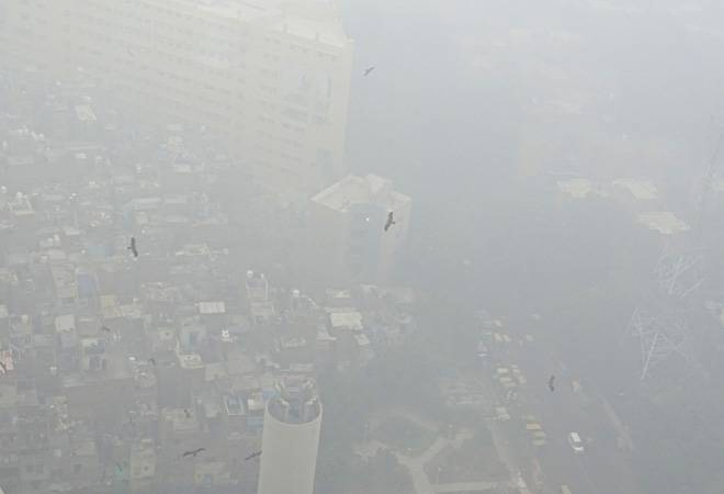 Delhi AQI falls in 'poor' category; farm fires, stubble burning likely to worsen air quality